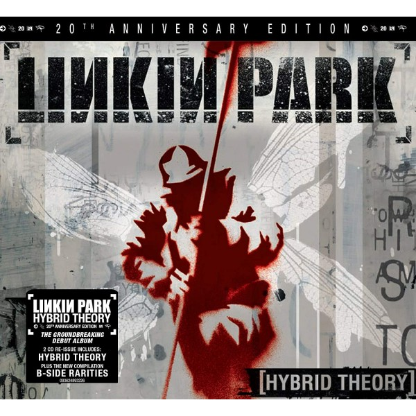 CD Linkin Park - Hybrid Theory: 20th Anniversary Edition (DUPLO - Digipack)