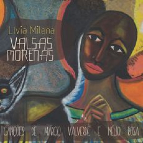 CD Lívia Milena - Valsas Morenas (Digipack)