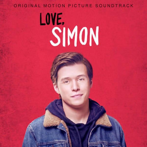 CD Love, Simon (O.S.T.)