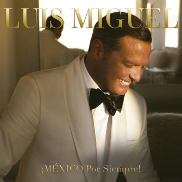 CD Luis Miguel - Mexico Por Siempre