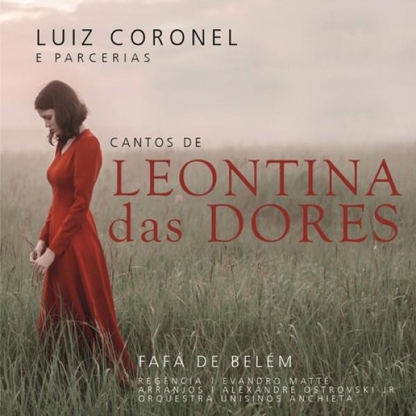 CD Fafá de Belém - Luiz Coronel E Parcerias: Cantos De Leontina Das Dores (Digipack)