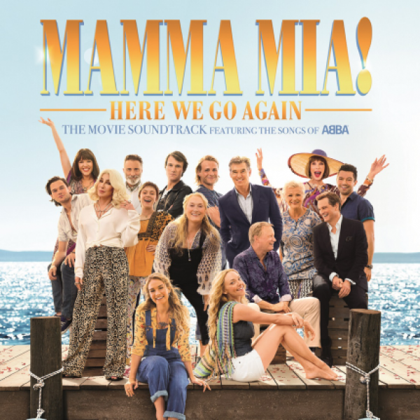 CD Mamma Mia! Here We Go Again (O.S.T.)