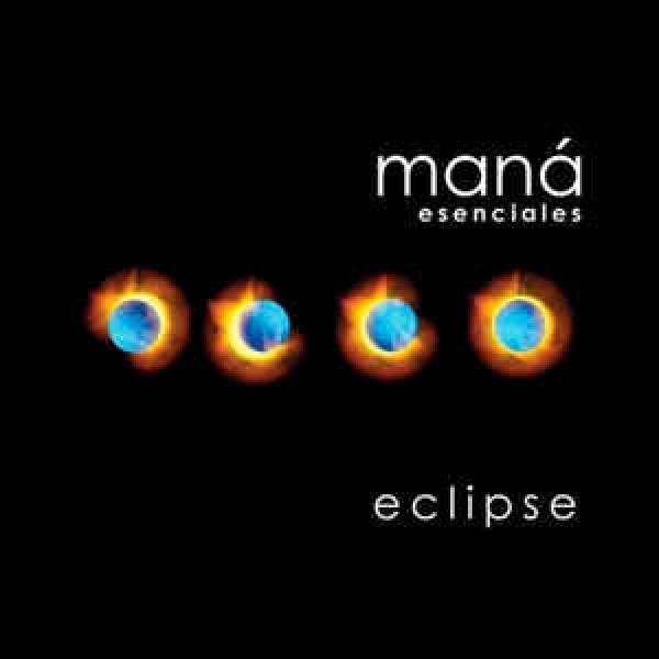 CD Maná - Essenciales: Eclipse