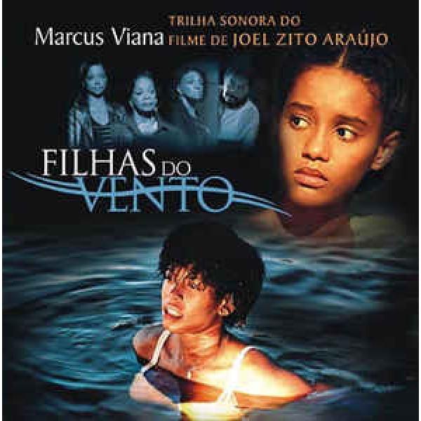 CD Marcus Viana - Filhas Do Vento (O.S.T.)