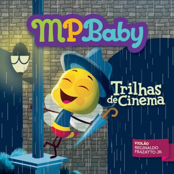 CD MPBaby - Trilhas de Cinema