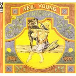 CD Neil Young – Homegrown (Digipack)