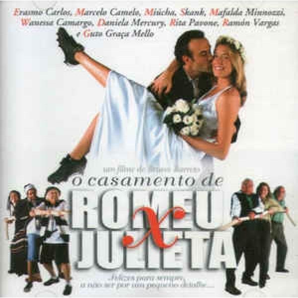 CD O Casamento De Romeu X Julieta (O.S.T.)
