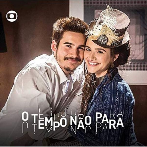 CD O Tempo Não Para - Trilha Sonora Da Novela