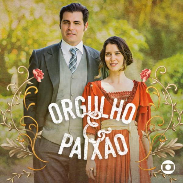 CD Orgulho E Paixão - Trilha Sonora da Novela