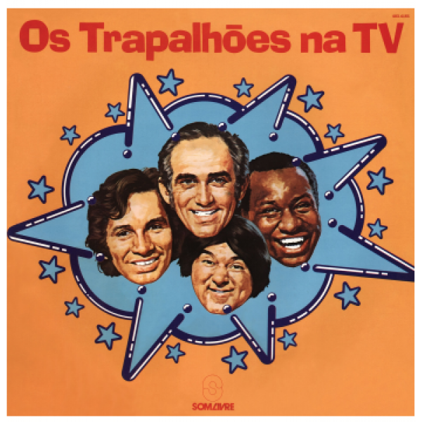 CD Os Trapalhões - Os Trapalhões na TV