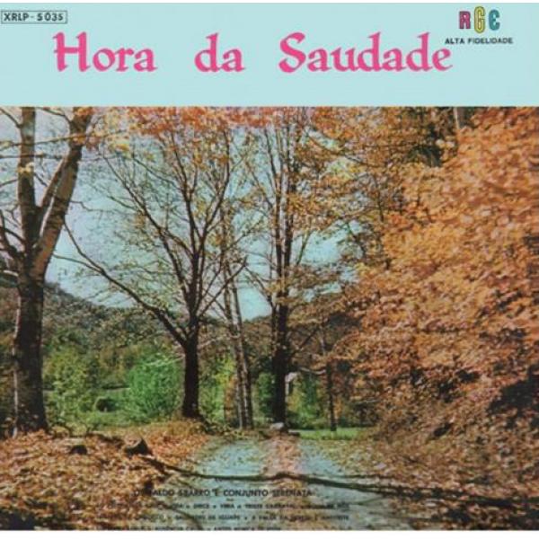 CD Oswaldo Sbarro - Hora da Saudade