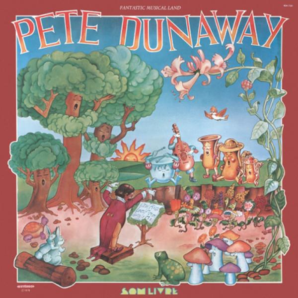 CD Pete Dunaway - Fantastic Musical Land