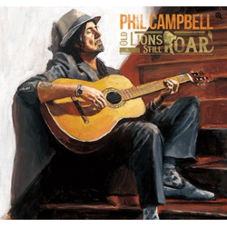 CD Phil Campbell - Old Lions Still Roar