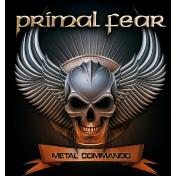 CD Primal Fear - Metal Commando