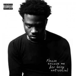 CD Roddy Ricch - Please Excuse Me For Being Antisocial