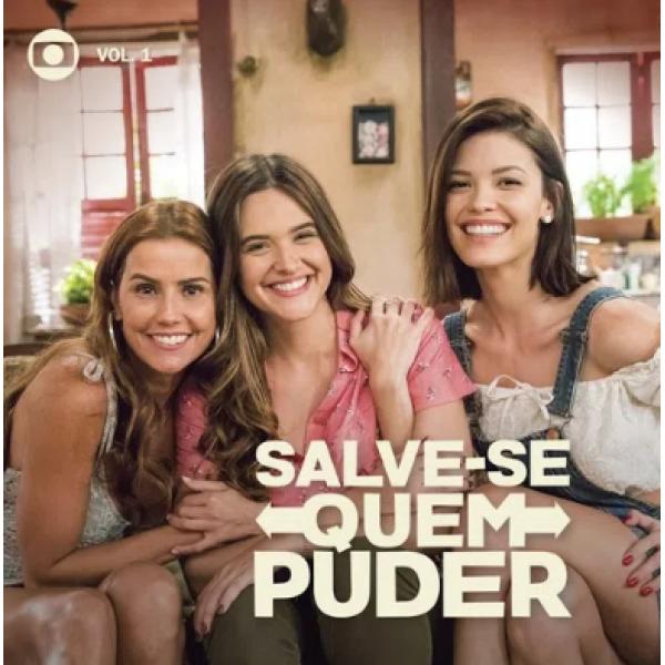 CD Salve-se Quem Puder Vol. 1 - Trilha Sonora Da Novela