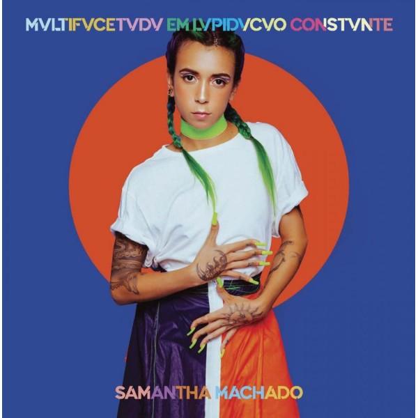 CD Samantha Machado - Multifacetada Em Lapidação Constante