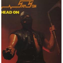 CD Samson - Head On