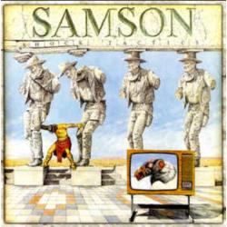CD Samson - Shock Tactics