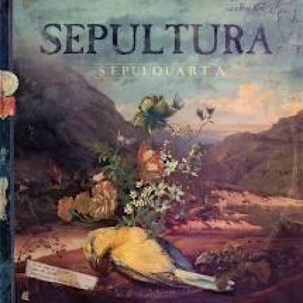 CD Sepultura - Sepulquarta