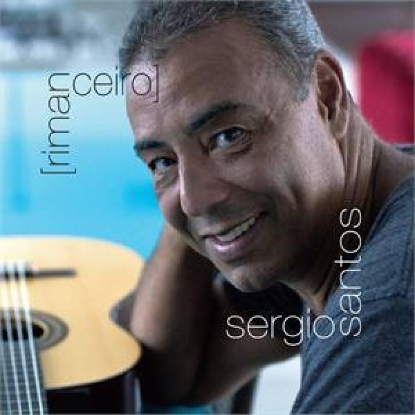 CD Sergio Santos - Rimanceiro (Digipack)