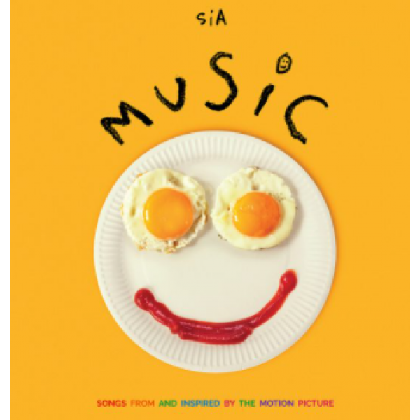 CD Sia - Music (O.S.T.)