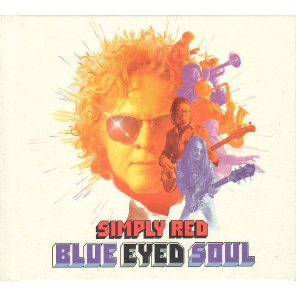 CD Simply Red - Blue Eyed Soul (Digipack)