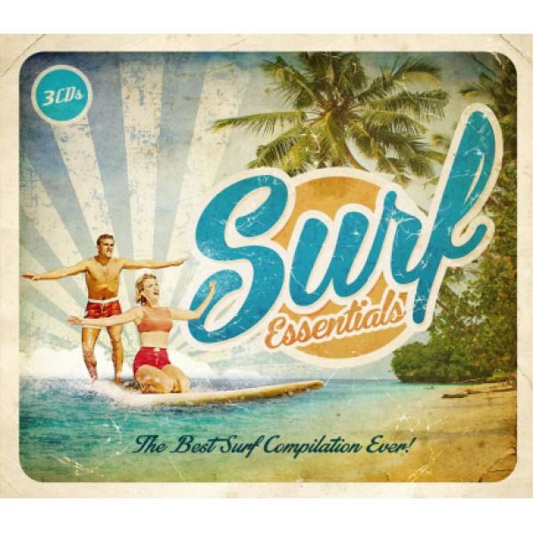 Box Surf Essentials (3 CD's)