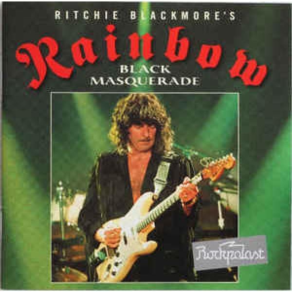 CD Ritchie Blackmore's Rainbow - Black Masquerade (DUPLO)