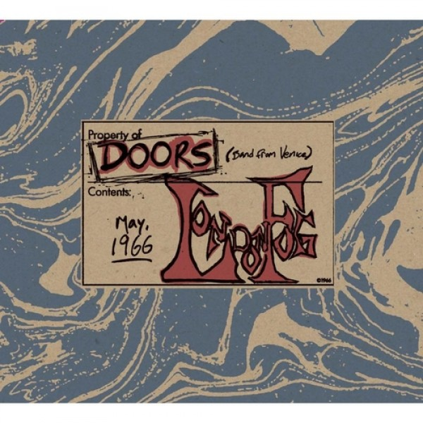 CD The Doors - Live At London Fog 1966 (Digipack)