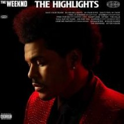 CD The Weeknd - The Highlights