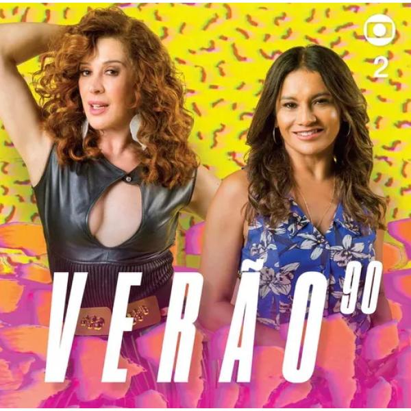 CD Verão 90 - Trilha Sonora Da Novela Vol. 2