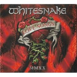 CD Whitesnake - Love Songs (Digipack)