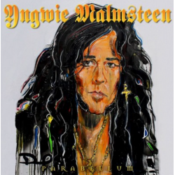 CD Yngwie Malmsteen - Parabellum