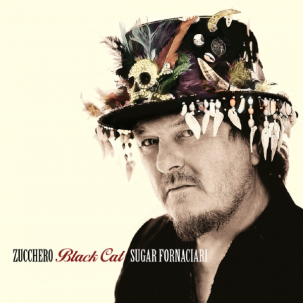 CD Zucchero - Black Cat: Sugar Fornaciari