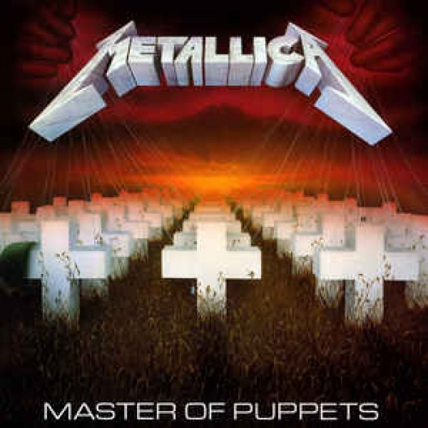 CD Metallica - Master of Puppets