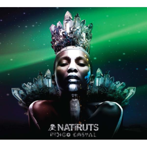 CD Natiruts - Índigo Cristal (Digipack)