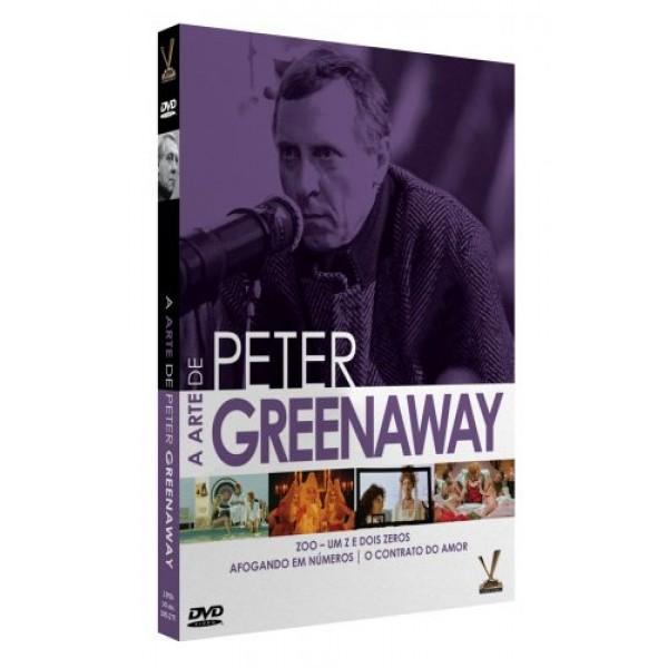 Box A Arte de Peter Greenaway (2 DVD's)