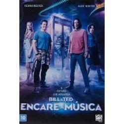 DVD Bill & Ted - Encare A Música