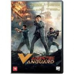 DVD Agentes Vanguard