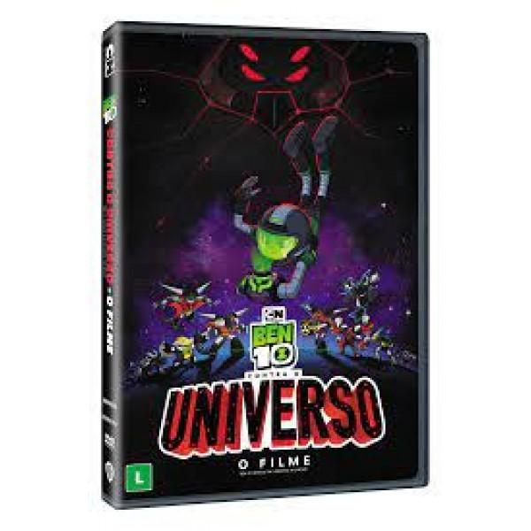 DVD Ben 10 - Contra O Universo: O Filme