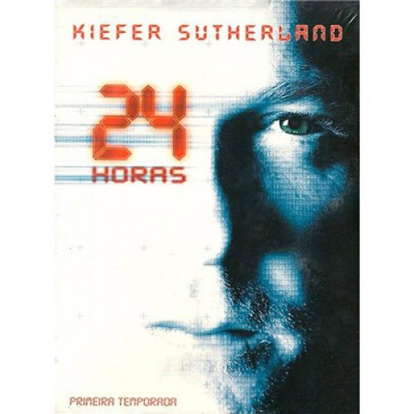 Box 24 Horas - Primeira Temporada (6 DVD's)