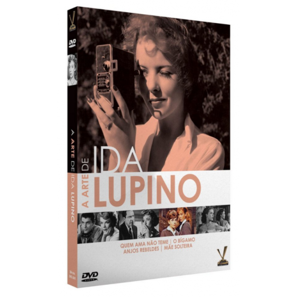 Box A Arte De Ida Lupino (2 DVD's)