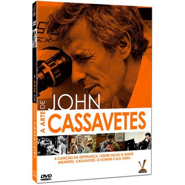Box A Arte de John Cassavetes (2 DVD's)