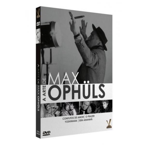 Box A Arte de Max Ophüls (2 DVD's)