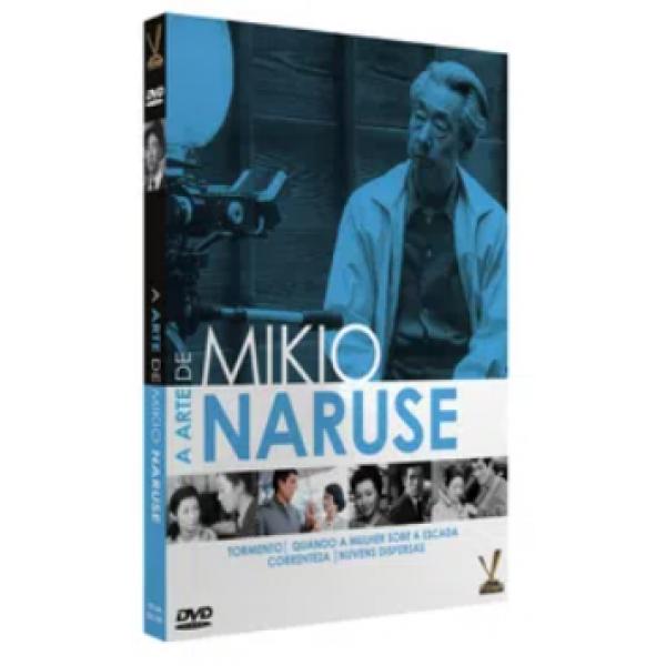 Box A Arte De Mikio Naruse (2 DVD's)