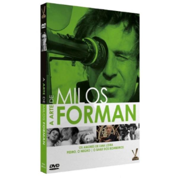 Box A Arte De Milos Forman (2 DVD's)