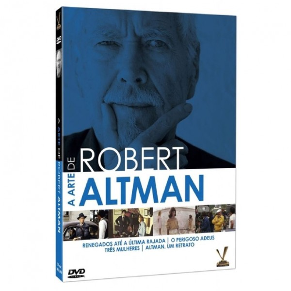 Box A Arte de Robert Altman (2 DVD's)