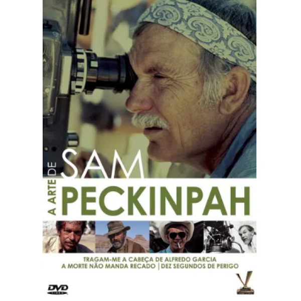 Box A Arte De Sam Peckinpah (2 DVD's)