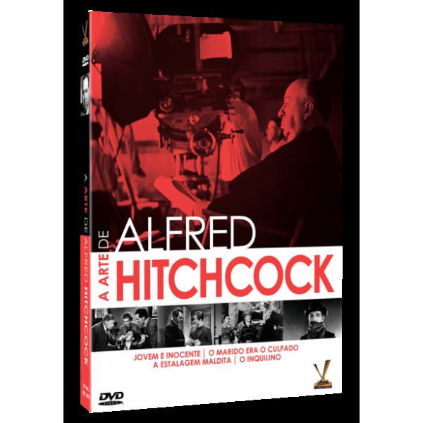 Box A Arte De Alfred Hitchcock (2 DVD's)
